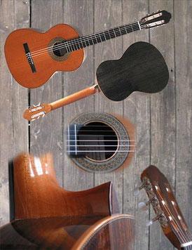 """Akustische Gitarren """"MODEL-Konstantina"""""""