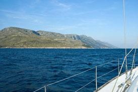 Küste von Hvar
