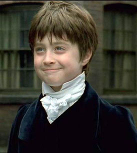 "Daniel Radliffe (""David Copperfield""- 1999)"