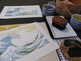 ukiyo-e printing