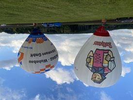 Heißluftballonstart im Schwarzwald, Grafenhausen, Rothaus