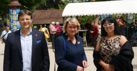 Matthias Laurenz Gräff, Anita Hohenberg and Georgia Kazantzidu