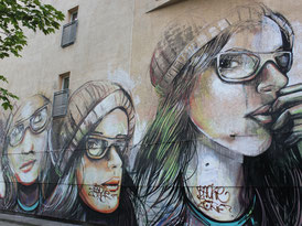 BertaWalks App: A Walking Tour through Berlin Friedrichshain