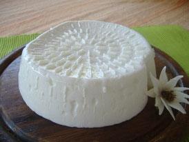 Ricetta del formaggio fatto fresco spalmabile in casa