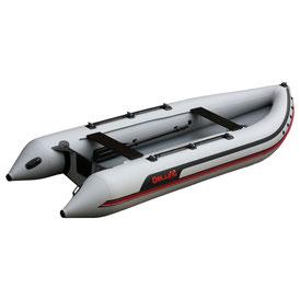 ELLING Schlauchboot Kardinal 420 XP K-420 T-200 Zeck iboat Allroundmarin Zeepter Angelboot inflatable FutterbootBoat Motorboot Außenborder