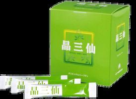 晶三仙|栄養補助食品(イスクラ産業株式会社)健康食品