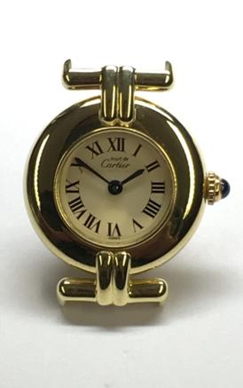 Cartier Vermeil Silber vergoldet