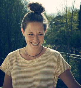 Lara Hüninghake, Heilpraktikerin und Osteopathin