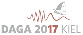 Logo der DAGA 2017 in Kiel
