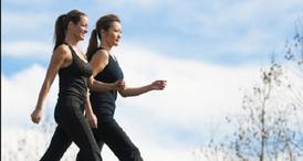 Trucchi per bruciare calorie camminando mezz'ora