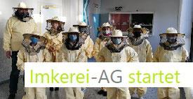 Imkerei-AG wartet auf Bienen