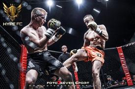 Fabian Hindenberg (Free Fight Team Bremen) vs. Prezemyslaw Jurklwicz (Popeye Gym)