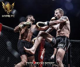Ricardo Zygrodnik (Key Gym Bremen) vs. Osman Önel (Kwan Gym Nordheide)