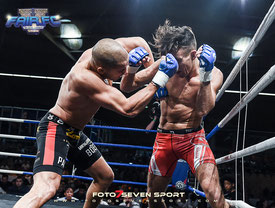 Paulo Boer (Fight Team Boer) vs. Duane van Helvoirt ( CSA Helmond)