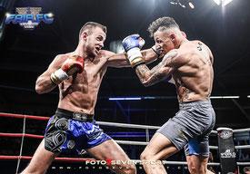 Robbie Hageman (Team Gunyar) vs. Moreno Janssen (Jego Gym)