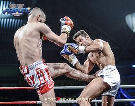 Buray Bozaryilmaz (Team Gunyar) vs. Hakim Ait HMA (MTC van Dames)