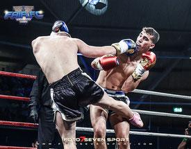 Brahim Boukerch (Team Gunyar) vs. Vitalic Maiborods (Kam Lung Pro)
