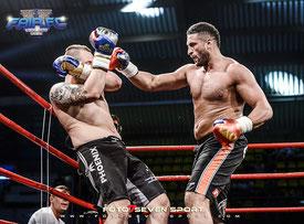 Jamal Ben Sadik (Hemmers Gym) vs. Andre Schmeling (MT Duisburg)