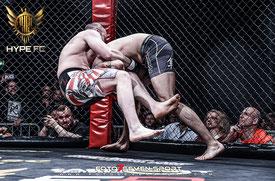 Konstantin Fischer (Ernstek Fighter) vs. Maximilian Millman (Team Villafane)