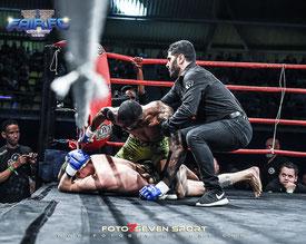 Kuku Victor (CSA Hel/Fightmasters) vs. Daniel Makin (Langenhagen)