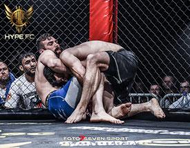 Maurice van Wayenberge (Fight Fabrik) vs. Izidor Bunea (Team Bunea)