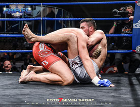 Pim Kusters (CSA Heilmond) Sercan Kalfa (Amrani Gym)  MMA