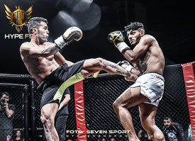 Human Jahedkarl (Power House) vs. Amir Mohagheri