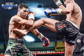 Jaouad el Khababi (Hemmers Gym) vs. Anil Cabri (FPA Amersfoort)
