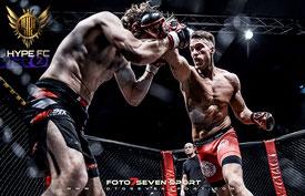 Niko Marsall (Tamado Achim) vs. Soeren Ehrlich (Free Fight Team Bremen)