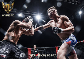Damian Piluka (Free Fight Team Bremen) vs. Mustafa Yilmaz (Pantera Fighter)