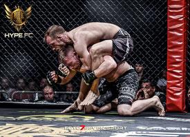 Andreas Liedtke (MMS TEAM West HH) vs. Mateusz Sobul (Pantera Fighter)