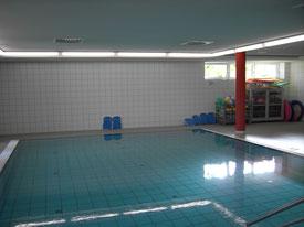 Unser Lehrschwimmbecken