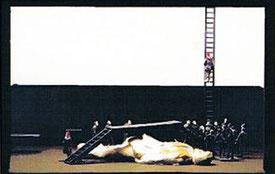 Bühnenbildentwurf Andreas May/ David König