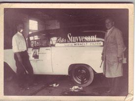 Peter Stuyvesant autobelettering