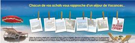 CARTE DE FIDELITE CHEQUES CADEAUX VACANCES ARCANCIANE®