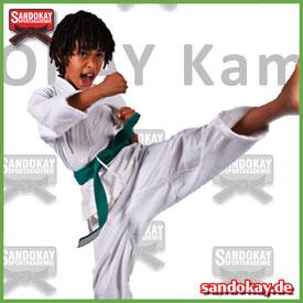 Karate für Kinder in Itzehoe bei Sandokay