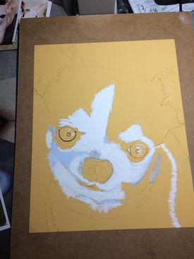 dessin de chihuahua