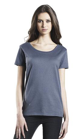 Basic T-Shirt Damen Herren oder Kinder bedrucken lassen bei georgefrank - die T-Shirtdruckerei
