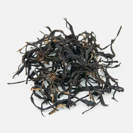 Foto, Black Gold, Tee aus Yunnan in China, Dian Hong