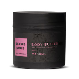 Scrub and Rub Magical