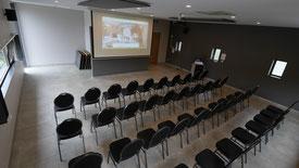 Salle de séminaire entre Charleroi et Namur