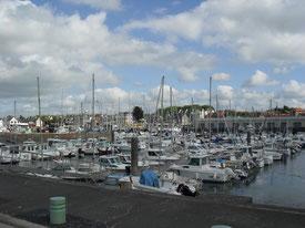 port de grandcamp-maisy