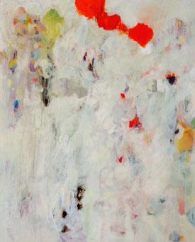Albane ROUX. Peinture à l'huile sur toile