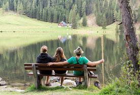 Haswa Hütte, Etrachsee