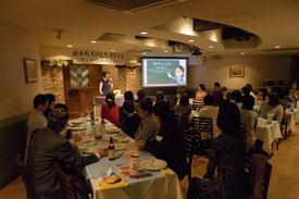 2016年絵本教育研究所 開業記念イベントにて