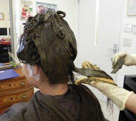 札幌 豊平区 月寒中央 ヘナ 育毛 ヘッドスパ 円形脱毛