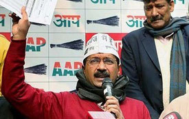 インド デリー議会選挙 インド進出 インド情報 ビジネス