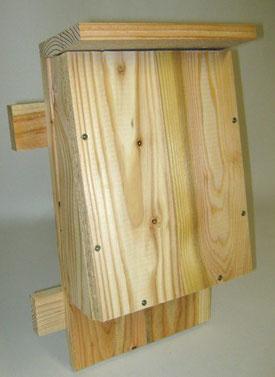 Bausatz Holz-Flachkasten