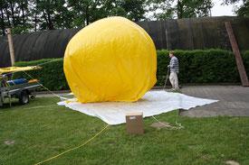 ein Ballon