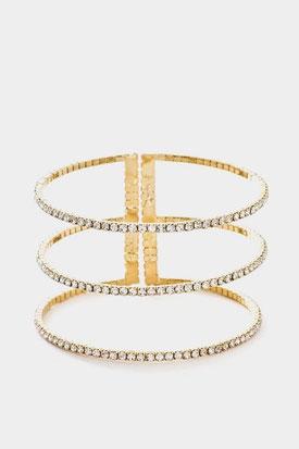 stretch cuff bracelet